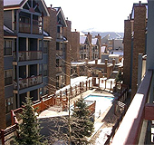 Breckenridge lodging at The River Mountain Lodge